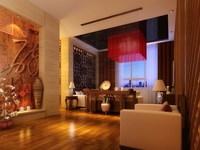 Condo Living Room 450 3D Model