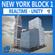 NYC Block #1 Unity 3D Model