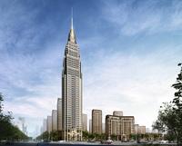 3d Building Skyscraper 101 3D Model
