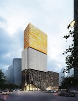 Building Cityscape 118 3D Model