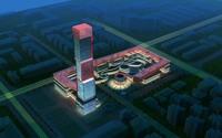 Building Night Cityscape 179 3D Model