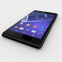 Sony Xperia M2 (dual) 3D Model