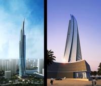 Building Skyscraper 293 3D Model