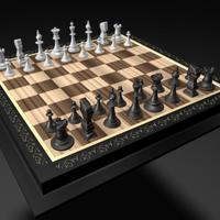 Chess 1 cover