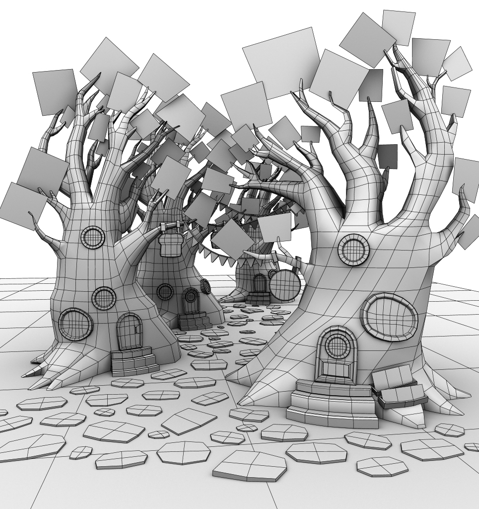 Treeswire show