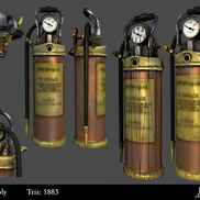 Julie extinguisher lp small