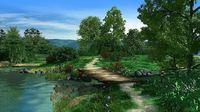 Scenic bridge 3D Model