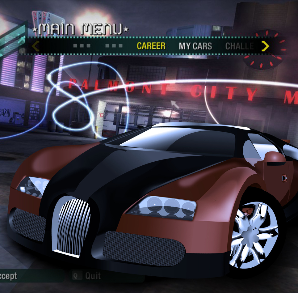 Bugatti veyron 16 mash tool final copy show