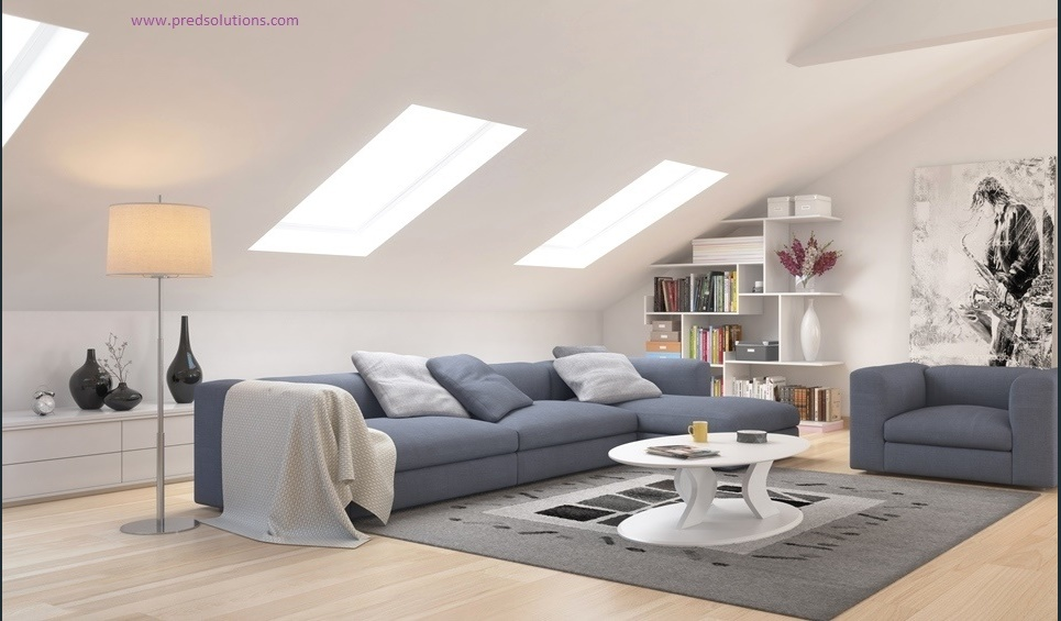 Architectural 3d interior renderings india show