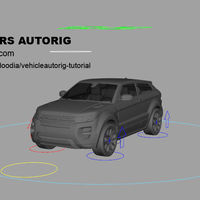 4wheel car autorig cover