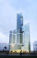 Building Skyscraper 334 3D Model