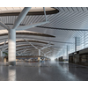 Airport Terminal Lobby 002 3D Model