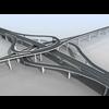 12 08 17 736 freeway overpass cloverleaf interchange 01 4