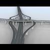 12 08 18 24 freeway overpass cloverleaf interchange 03 4