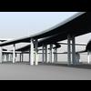12 08 19 315 freeway overpass cloverleaf interchange 05 4