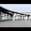 12 08 19 77 freeway overpass cloverleaf interchange 04 4