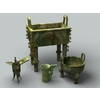 12 08 20 334 chinese bronze ding 05 4