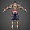 12 09 07 874 fantasy character king jintara 09 4