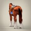 12 09 26 194 fantasy warrior horse 05 4