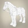 12 09 27 124 fantasy warrior horse 09 4