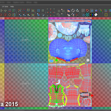 UV Texture Editor Tools Ur-edition 2.1.2 for Maya (maya script)