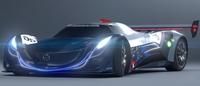 Mazda Furai Concept 3D Model