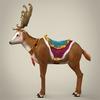 12 23 37 957 fantasy reindeer 03 4