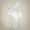 12 23 39 827 fantasy reindeer 08 4