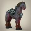 12 23 43 750 fantasy horse 08 4