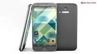 Generic Smartphone 4.6 Inch 3D Model