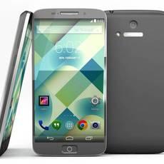 Generic Smartphone 5.2 Inch 3D Model