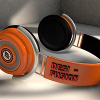 Desifusion headphones orange4mb cover