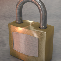 Locked cover