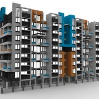 3d apartment cover
