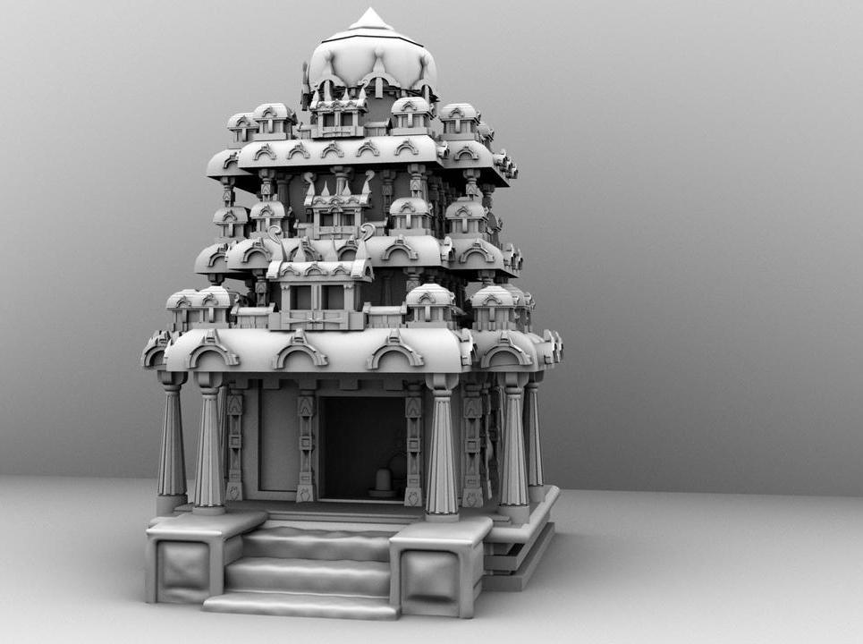 Mahaballipura show