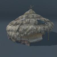 Hut d cover