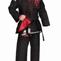 Brazilian jiu jitsu gi cover