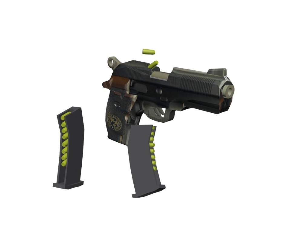 Gun05 show