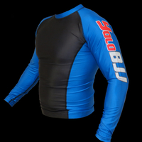 Ranked rashguard long cover