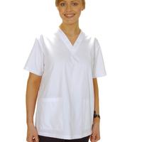 97op scrubs white  cover