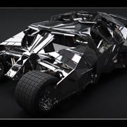 Batmobil small
