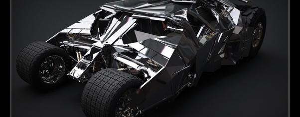 Batmobil wide