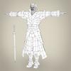 14 20 37 435 fantasy character warrior khanija 14 4