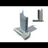 14 31 08 500 high rise public building 0025 1 4