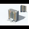 14 31 32 284 high rise public building 0085 1 4