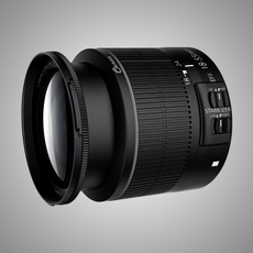 Canon EFS 15-88mm IS II Lens 3D Model