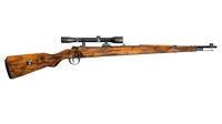 Mauser K98k 3D Model