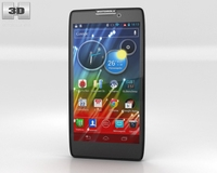 Motorola Droid Razr HD 3D Model