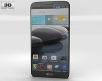 LG G2 3D Model