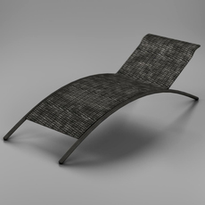 Sunbed 3D Model